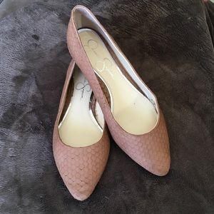 Jessica Simpson Zeplin Slip On Ballet Flats